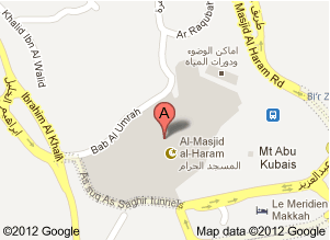 Makkah Satellite Map Makkahlive Net